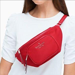 NEW Kate Spade Dorien nylon Fanny pack sling bag